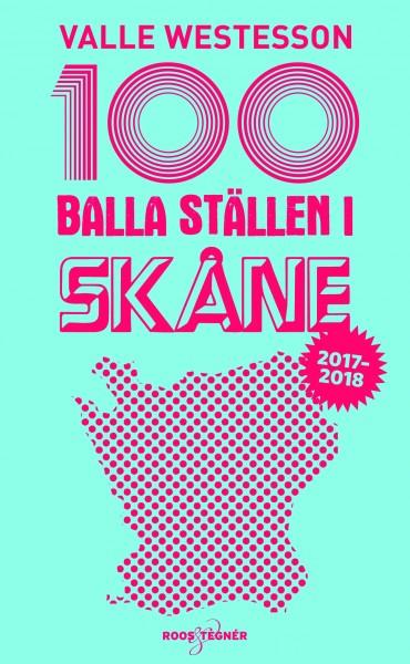 100 balla Skane_omslag_2017_18