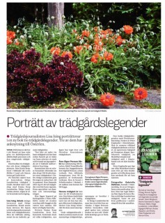 Trädgårdslegender