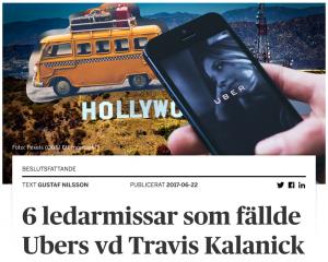 tidningen Chef Malin Trossing