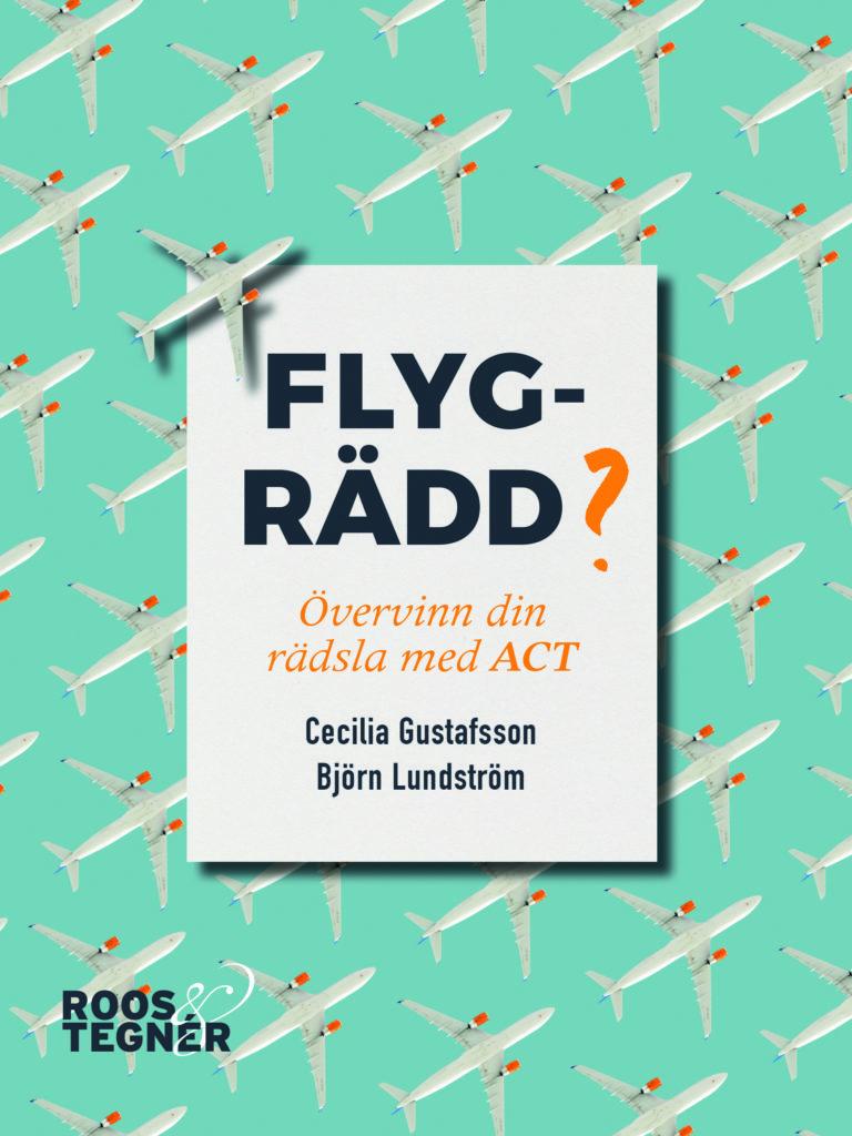 Omslag boken Flygrädd