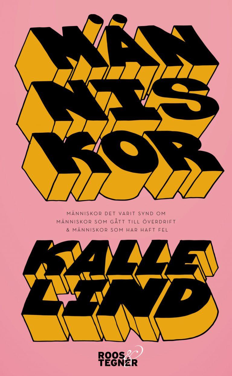 Omslag till pocket Människor av Kalle Lind