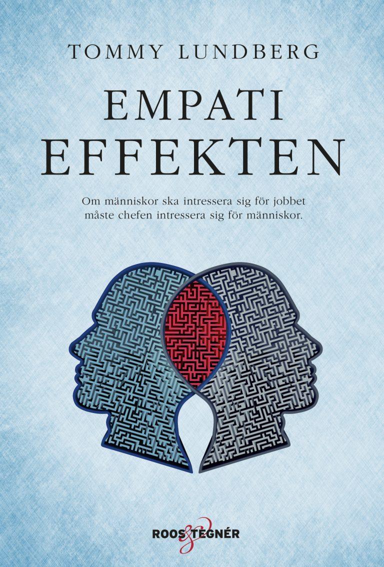 Bok omslag Empatieffekten Tommy Lundberg