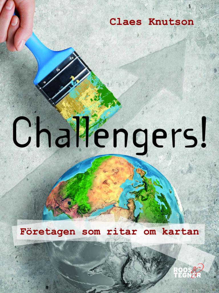 Omslag till boken Challengers