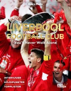 omslag boken Liverpool Football Club