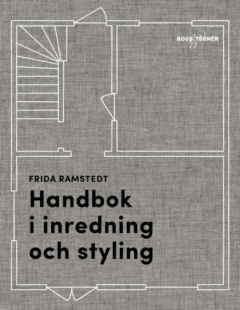 omslag Handbok i inredning Frida Ramstedt