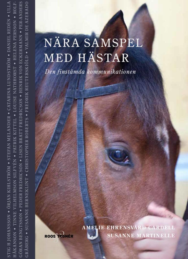 omslag boken Nära samspel med hästar