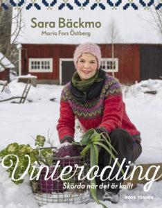 omslag boken Vinterodling av Sara Bäckmo