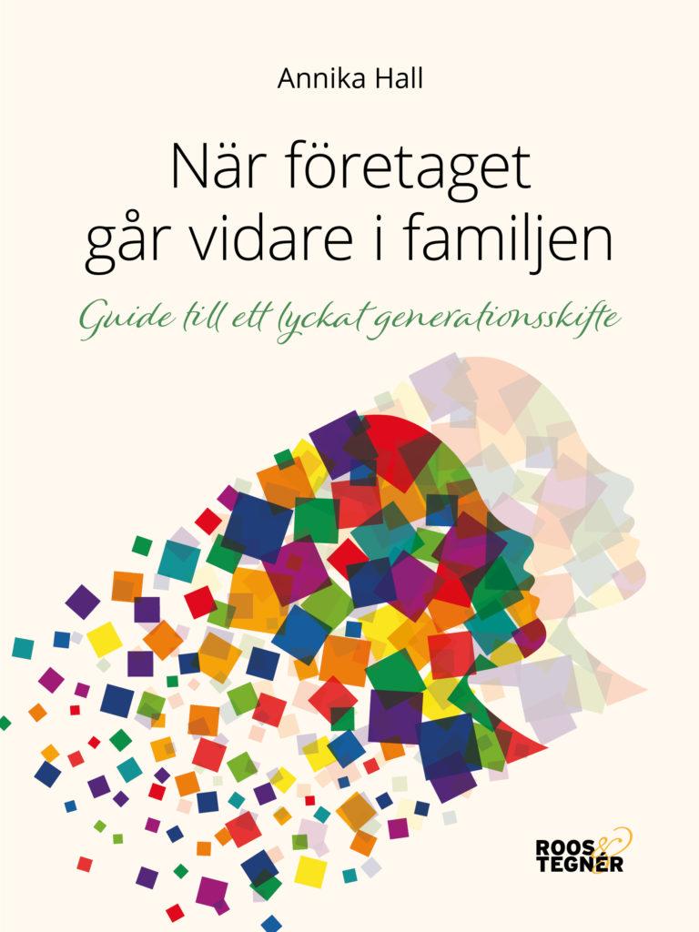 omslag boken När företaget går vidare i familjen