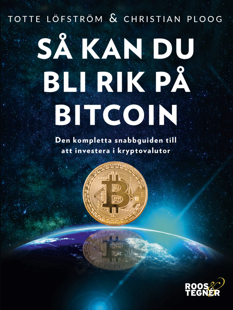 omslag Så kan du bli rik på bitcoin