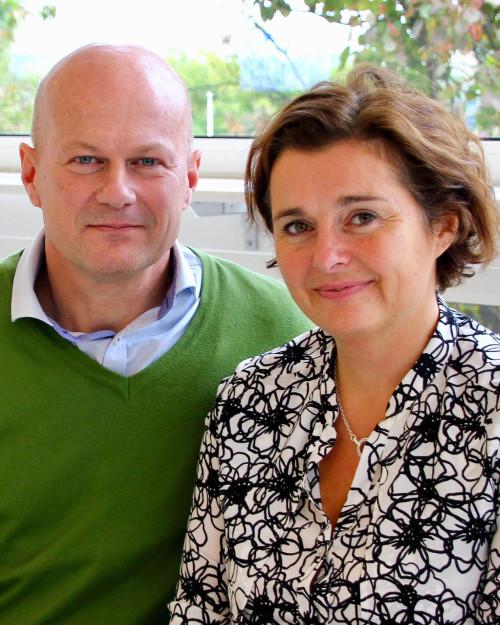 Mikael och Maria
