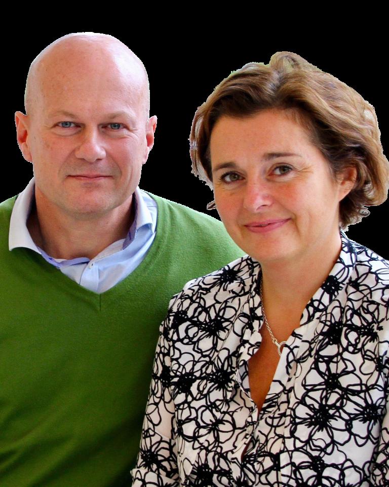 Mikael och Maria Jansson