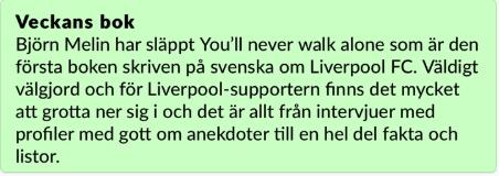 Olof Lundh krönika veckans bok