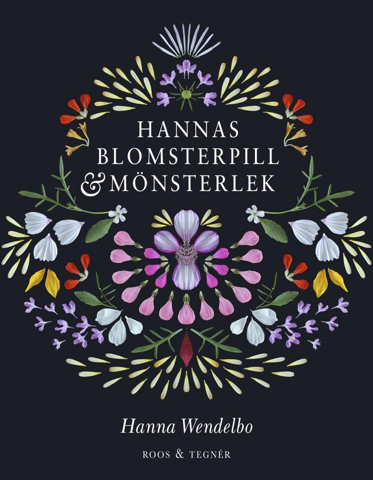 bokomslag Hannas blomsterpill och mönsterlek