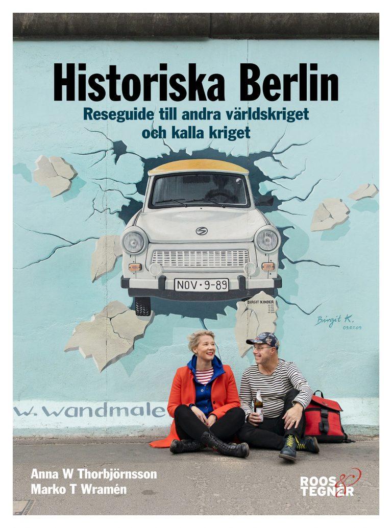 Omslag: Historiska Berlin