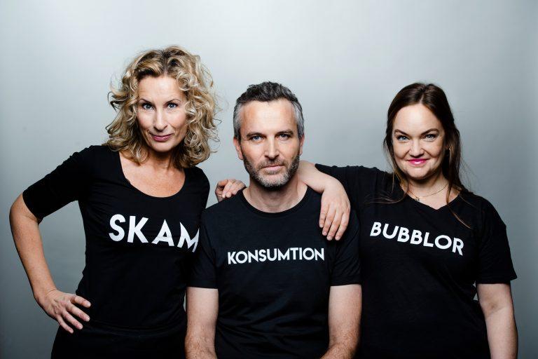 Katarina Graffman, Emma Lindblad  & Jacob Östberg